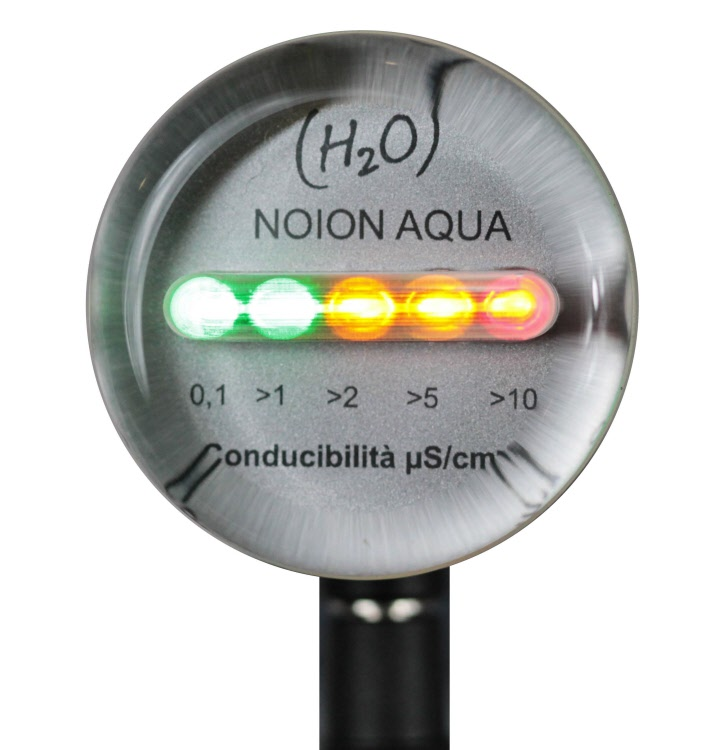 Resistivity Meter Analog : Analog conductivity meter anled
