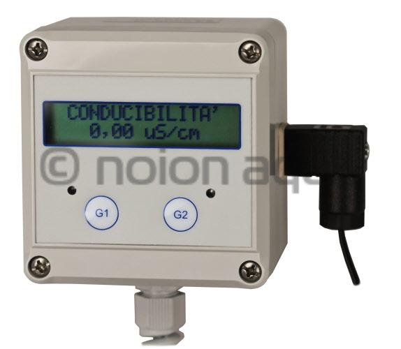Deionized Water Resistivity Meter : Conductivity meter digital